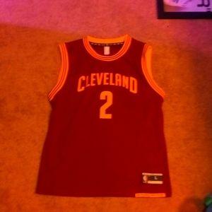 Kyrie Irving Cleveland Cavaliers NBA Jerseys
